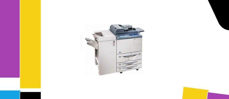 [Solved] Konica Minolta 7255 Printer Manual