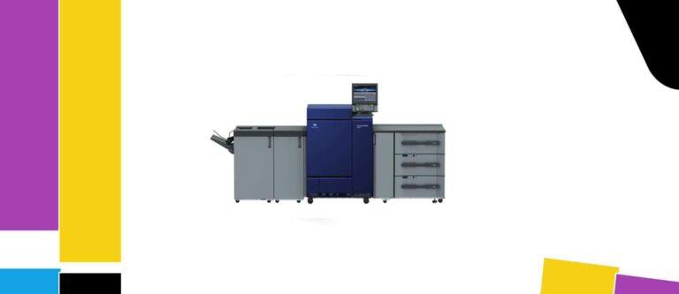 [Solved] Konica Minolta AccurioPress C6085 Printer Manual