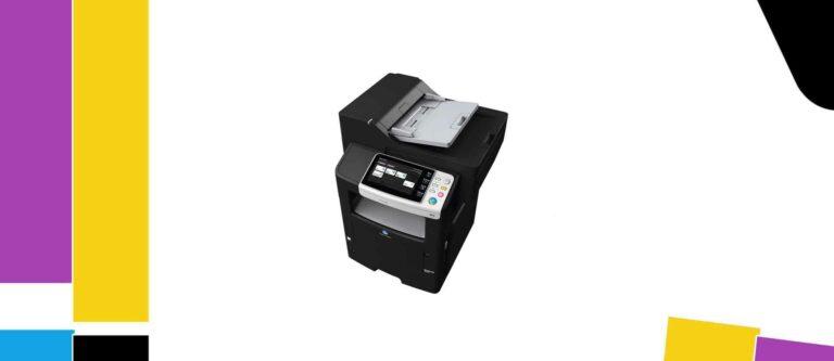 [Solved] Konica Minolta bizhub 4050 Printer Manual