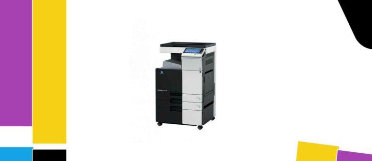 [Solved] Konica Minolta bizhub C224e Printer Manual