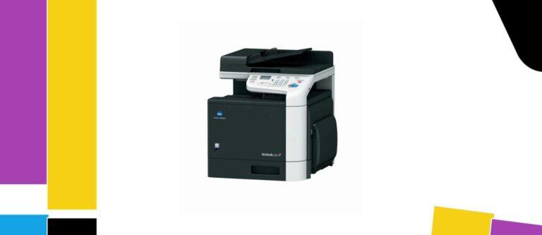 [Solved] Konica Minolta bizhub C25 Printer Manual