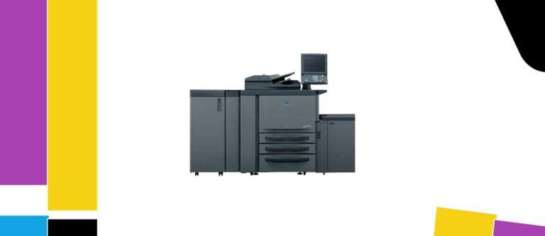 [Solved] Konica Minolta bizhub PRO 950 Printer Manual
