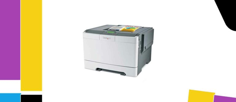 [Solved] Lexmark C543dn Printer Manual