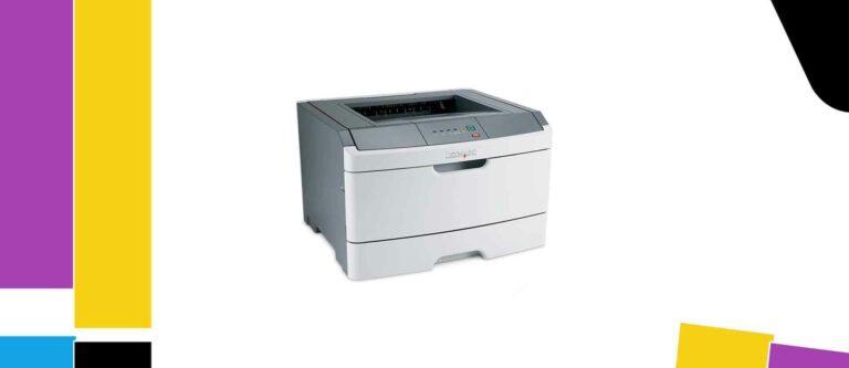 [Solved] Lexmark E260dn Printer Manual