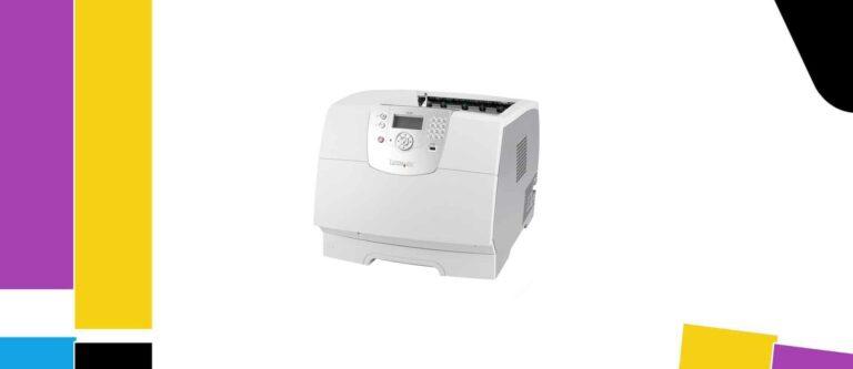 [Solved] Lexmark T642 Printer Manual
