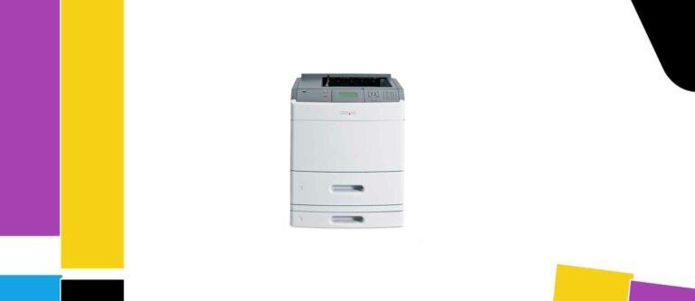 [Solved] Lexmark T654dn Printer Manual