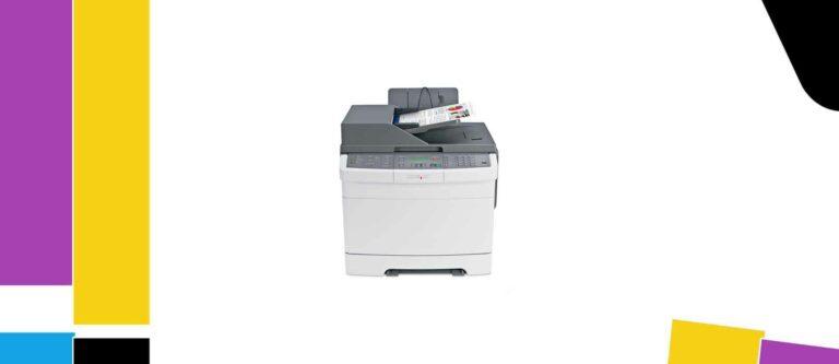 [Solved] Lexmark X544dn Printer Manual