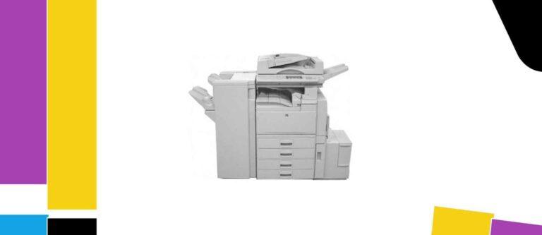 [Solved] Ricoh Aficio 350 Printer Manual