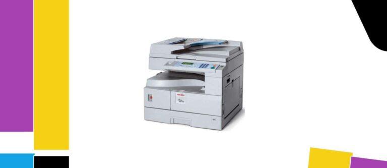 [Solved] Ricoh Aficio MP 1500 Printer Manual
