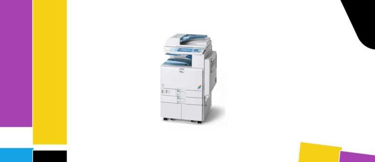 [Solved] Ricoh Aficio MP C2800 Printer Manual