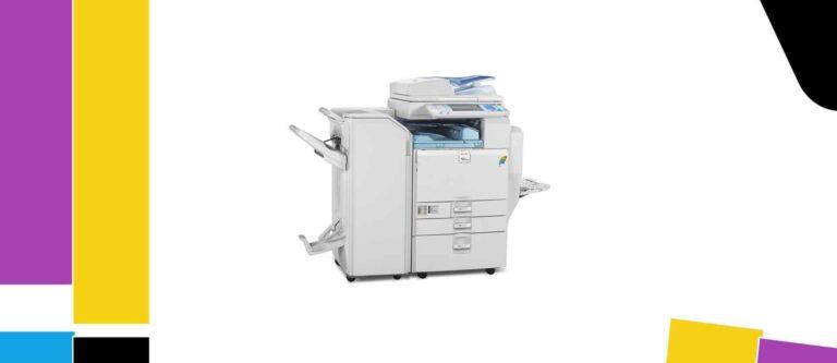 [Solved] Ricoh Aficio MP C3500 Printer Manual