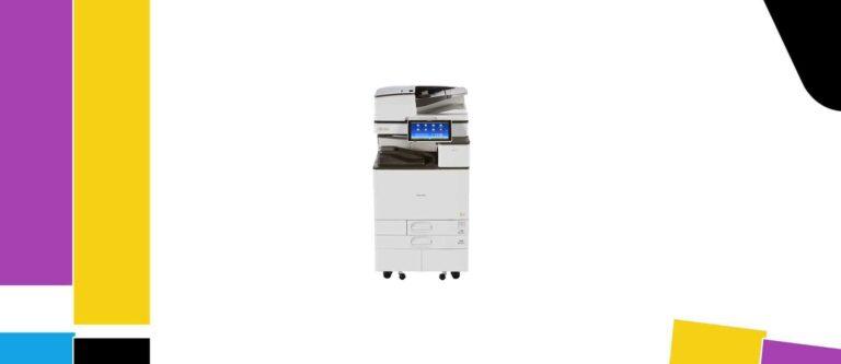 [Solved] Ricoh Aficio MP C4504 Printer Manual