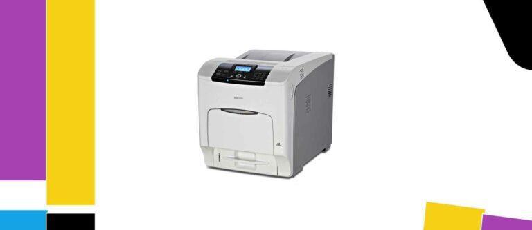 [Solved] Ricoh Aficio SP C431DN Printer Manual