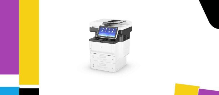 [Solved] Ricoh IM 350F Printer Manual