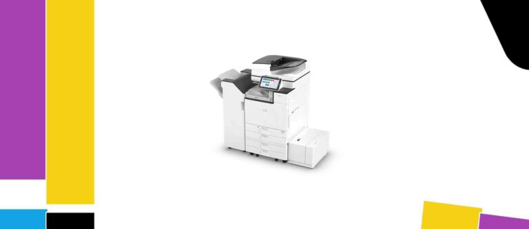 [Solved] Ricoh IM C3000 Printer Manual