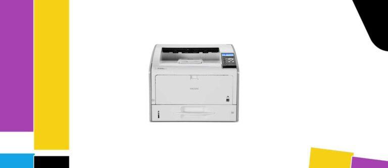 [Solved] Ricoh SP 6430DN Printer Manual